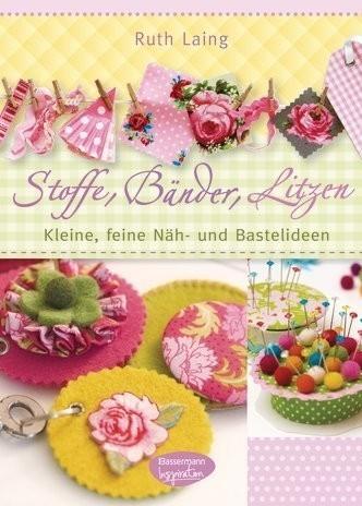 Buch Mitbringsel, Buch Bastelidee, Stoff Buch Idee