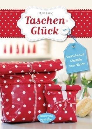 Buch Taschenglück, Buch Ruth Laing, Buch Laing